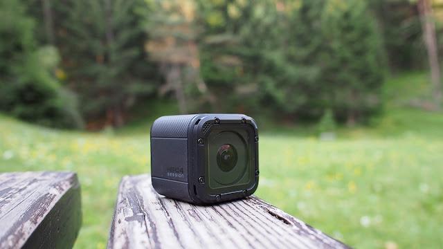 Spesifikasi GoPro Hero 4 Session Benar-Benar Action Cam Profesional