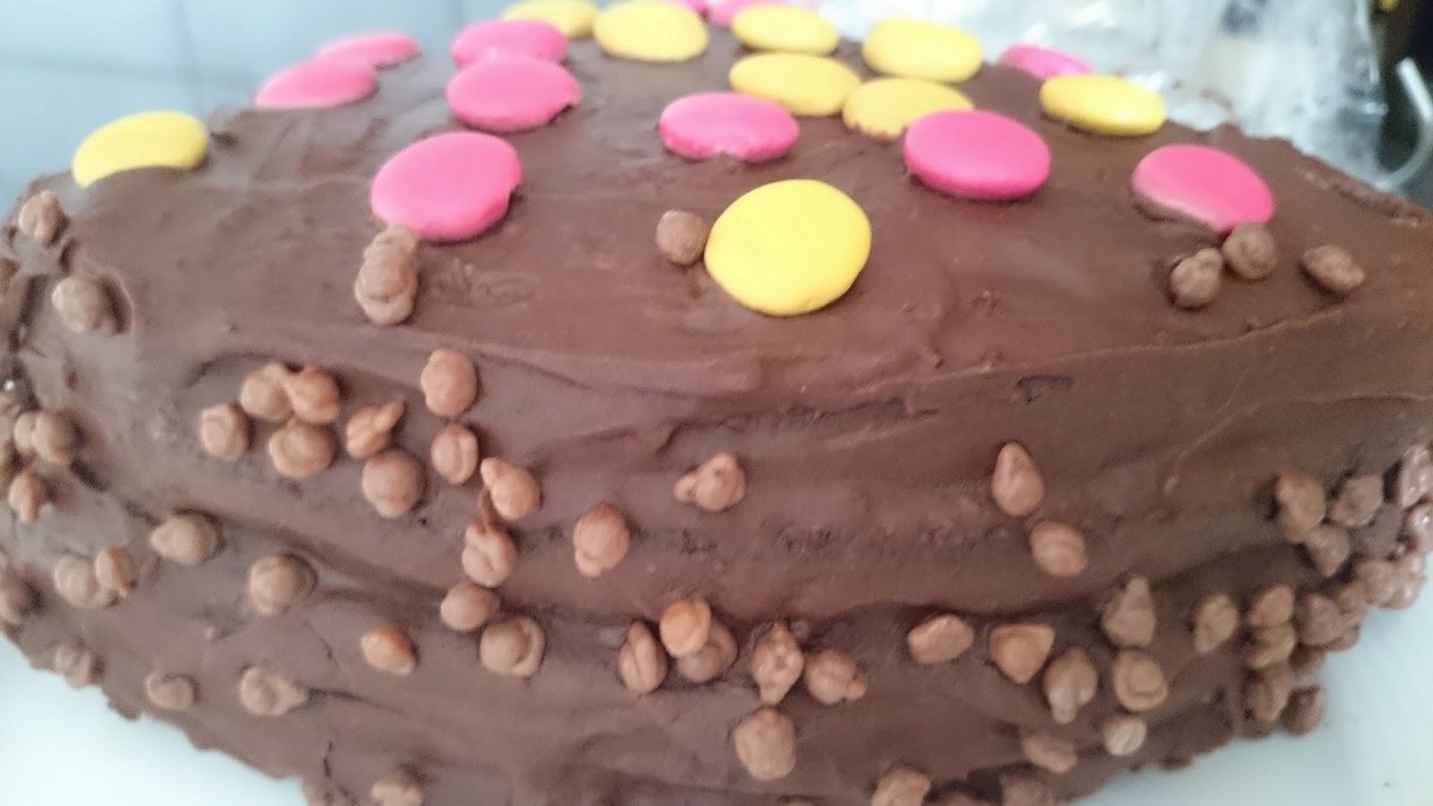 enkel tårta