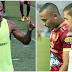 Confirmada lesión de Ángelo Rodríguez, delantero del DEPORTES TOLIMA, ocasionada por Rafael Robayo