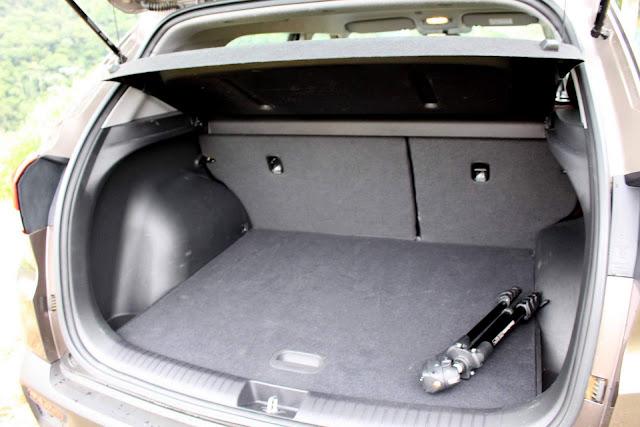 Hyundai Creta Prestige 2.0 Automático 2018 - porta-malas
