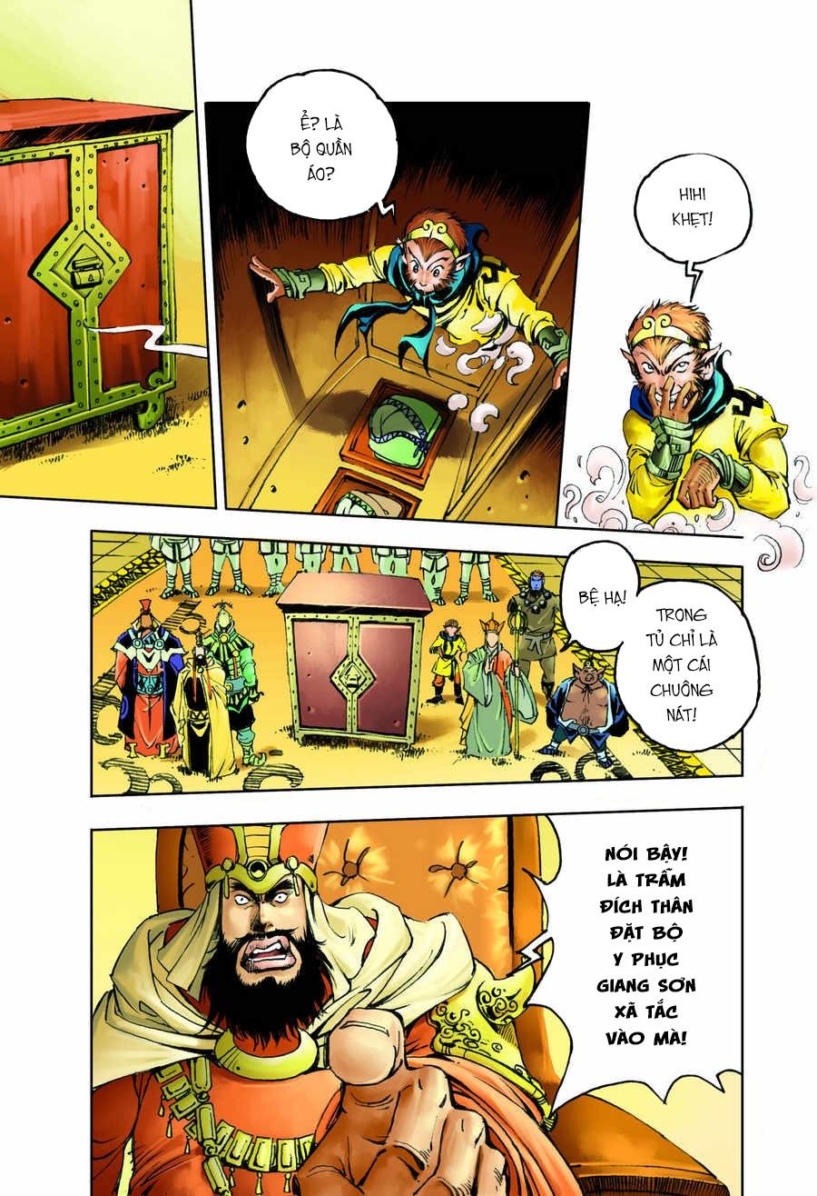 Tây Du Ký màu - Chapter 89 - Pic 8