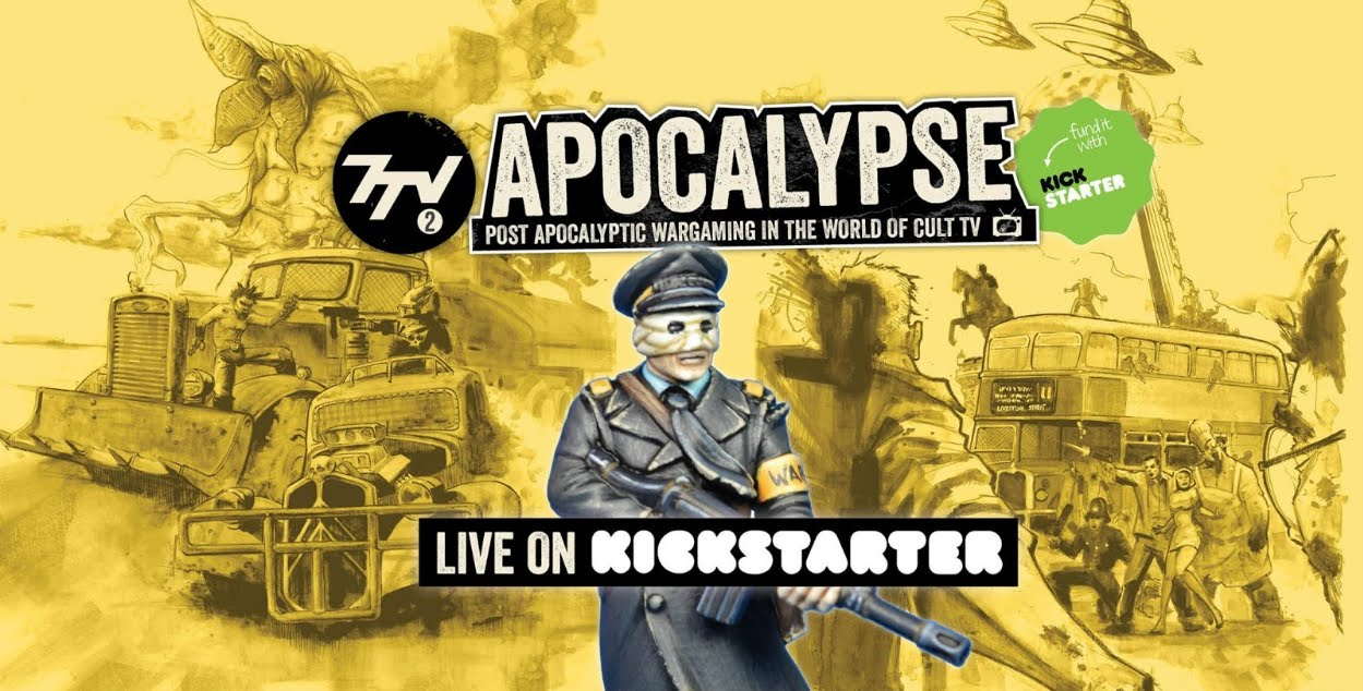 7TV:Apocalypse - skirmish rules & 28mm miniatures