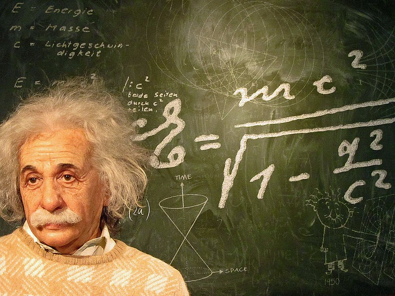 The World Through Albert Einstein's Eyes And His 36 Most Important Life Lessons
