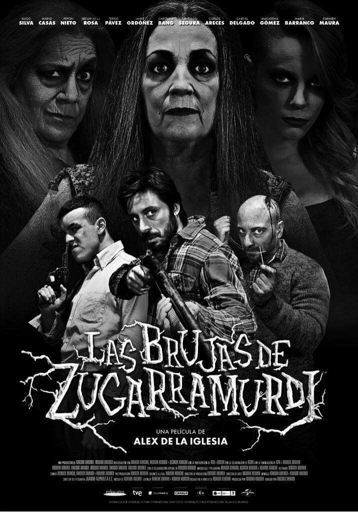 Las Brujas de Zugarramurdi: 'Carolina sin Bang'.