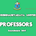 SKU Professors Recruitment Notification 2017, Apply, Eligibility