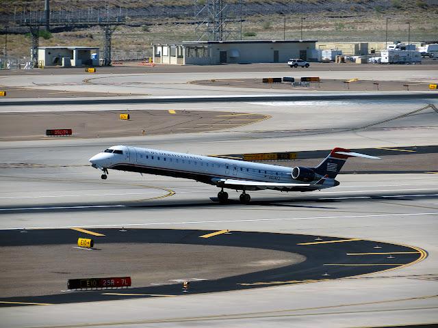 Bombardier CRJ-900 of US Airways Express