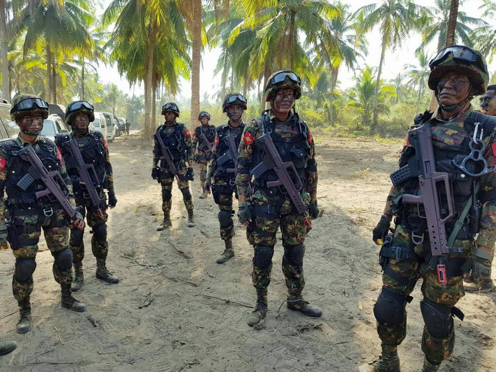 mayanmar army The united nations secretary-general for the first time has included myanmar's military, or tatmadaw, in his annual list of parties that have committed sexual violence in armed conflict.