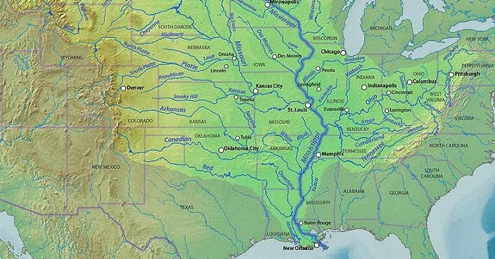 Bilderreise Mississippi