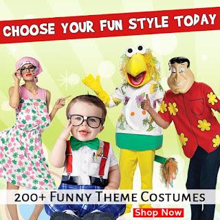 Funny Humorous Theme Costumes
