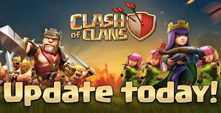 Update Clash of Clans Terbaru Desember 2016 Christmas