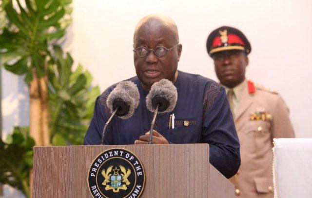 Digital Address Will Transform Ghana – Akufo-Addo
