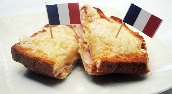 Happy Bastille Day Recipes and foods