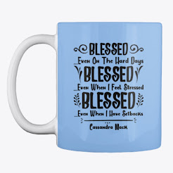 Start Your Day Inspired With Our Blessed Coffee Mug