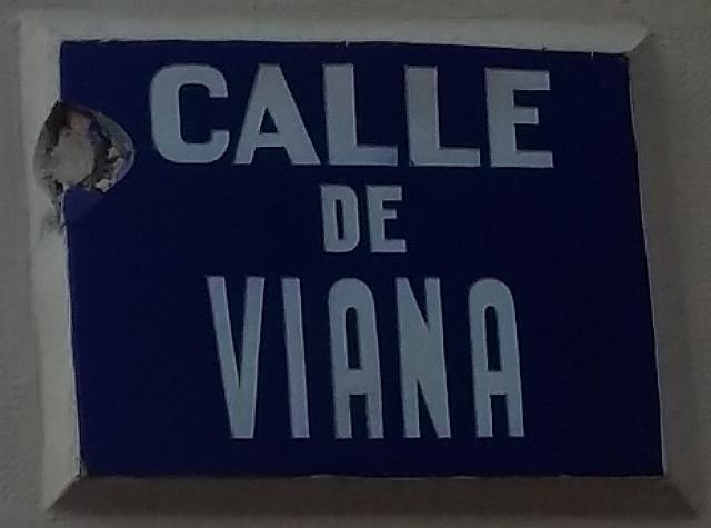 Calles y plazas de valencia calle viana - Calle viana valencia ...