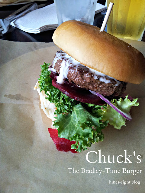 Chuck's in Raleigh, N.C. #OutaboutNC