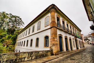 Museu Casa dos Contos - Ouro Preto - MG