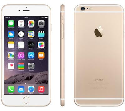 Bán iphone 6 plus gold cũ giá rẻ