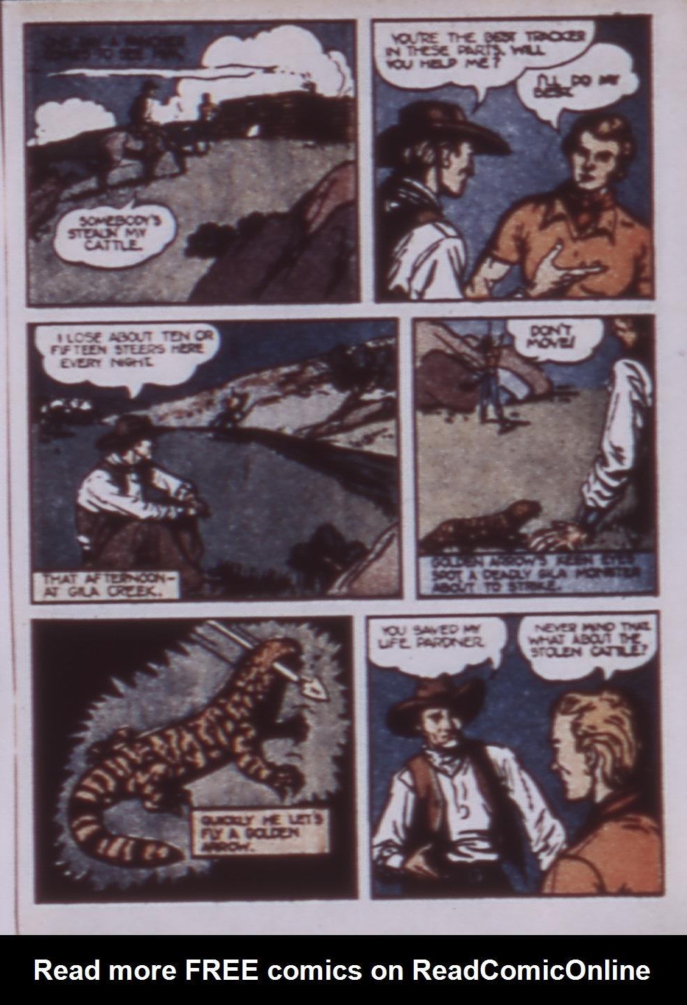 Read online WHIZ Comics comic -  Issue #3 - 17