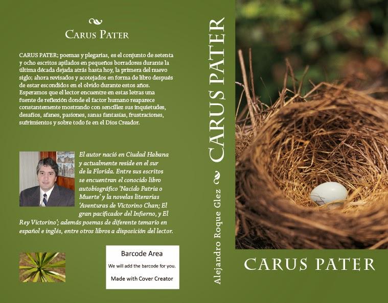 Carus Pater en alejandroslibros.com