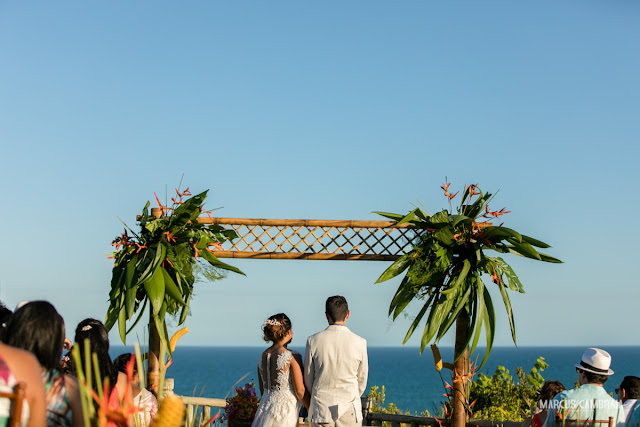 casamento no club med trancoso destination wedding na praia, celebrante, cerimonia