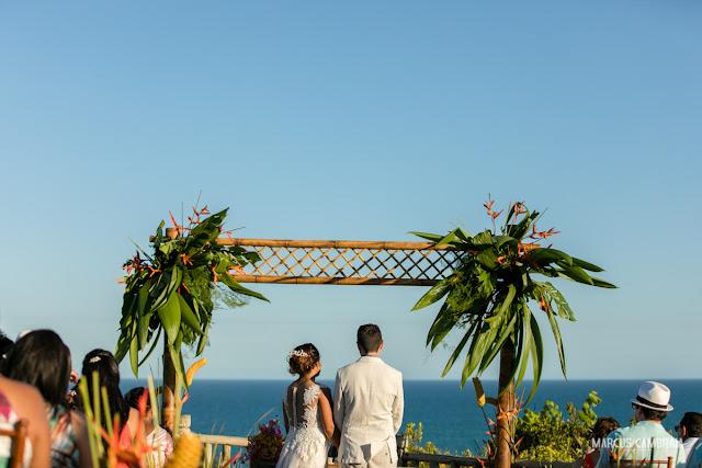 casamento no club med trancoso destination wedding na praia, celebrante, cerimonia