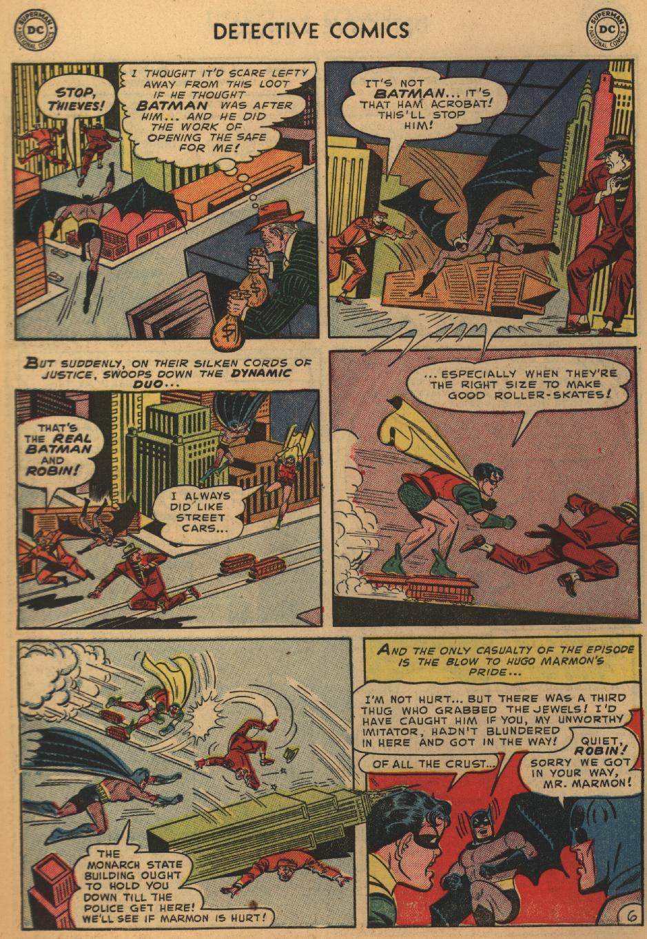 Detective Comics (1937) 195 Page 7