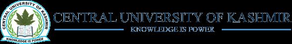 Central University of Kashmir Recruitment Various posts