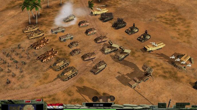 تحميل مود الجيوش العربية لعبة جنرال