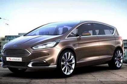 Ford S-MAX 2017 Reviews, Specification, Price