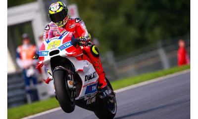 Iannone Juara GP Austria dan Penantian Panjang Ducati Sejak 2010