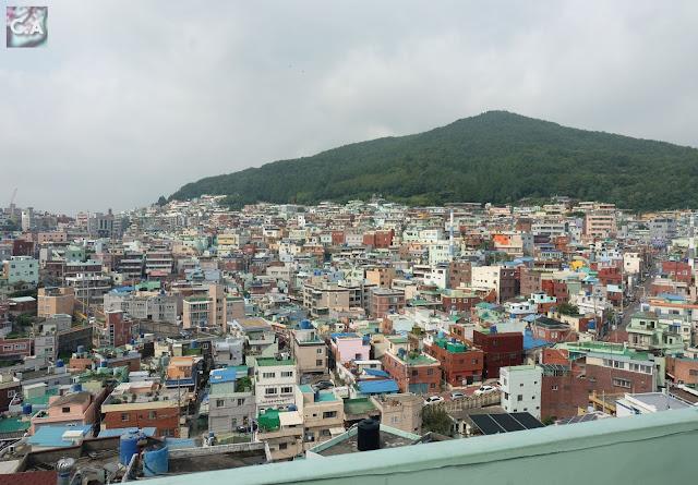 KOREA BUSAN NAMIL BAR CURITAN AQALILI