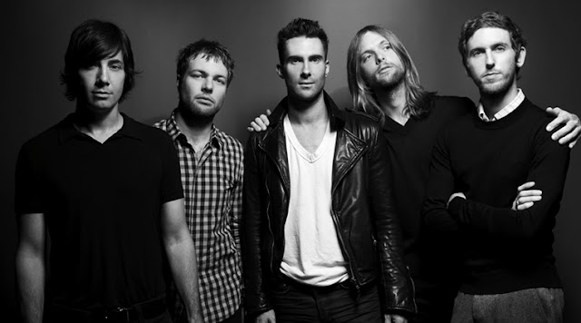 "Maroon 5 presentó ""Don't Wanna Know"" por primera vez en televisión"