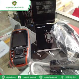 Jual GPS Garmin 64S Baru di Makassar