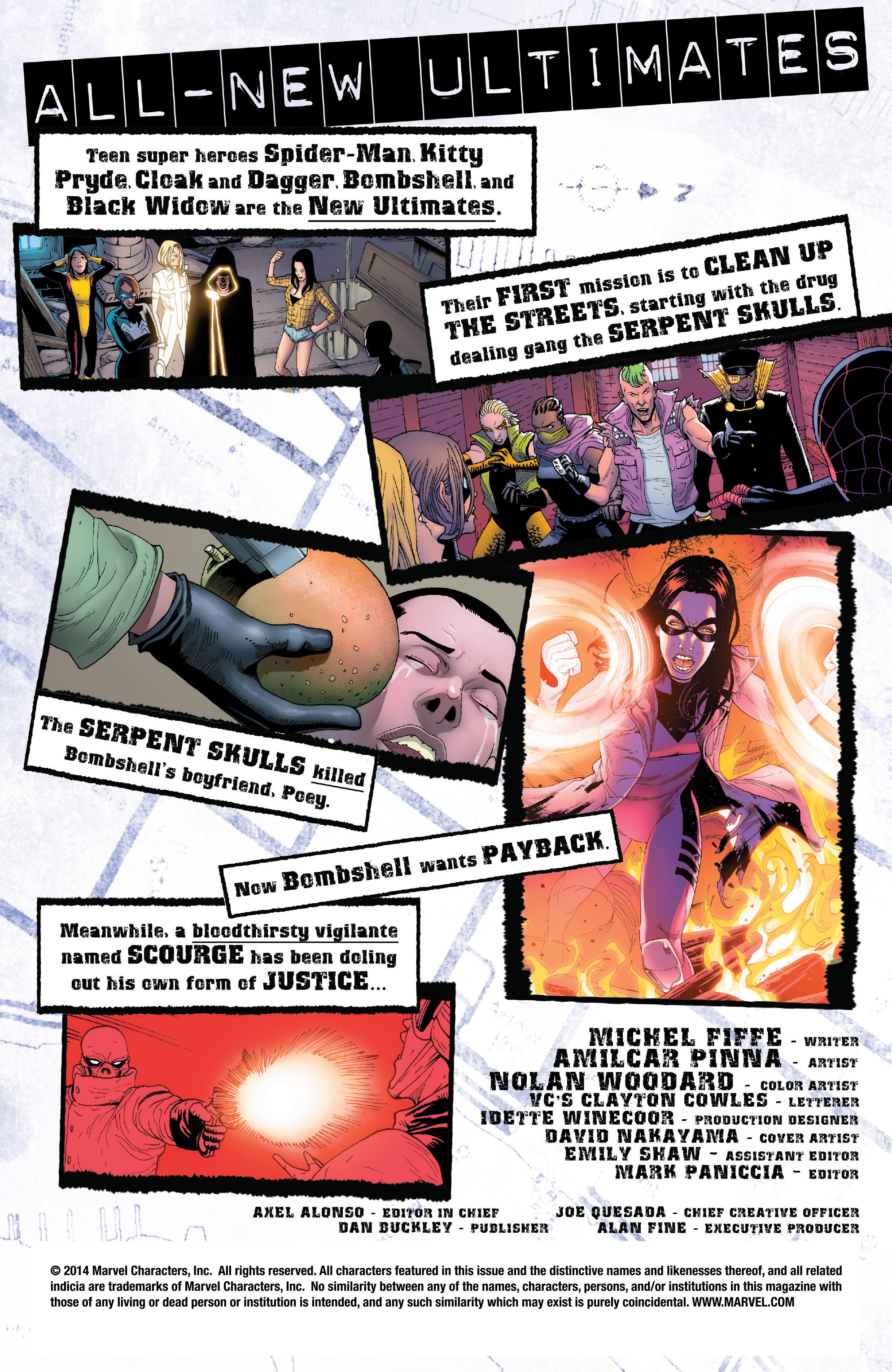 Read online All-New Ultimates comic -  Issue #6 - 2