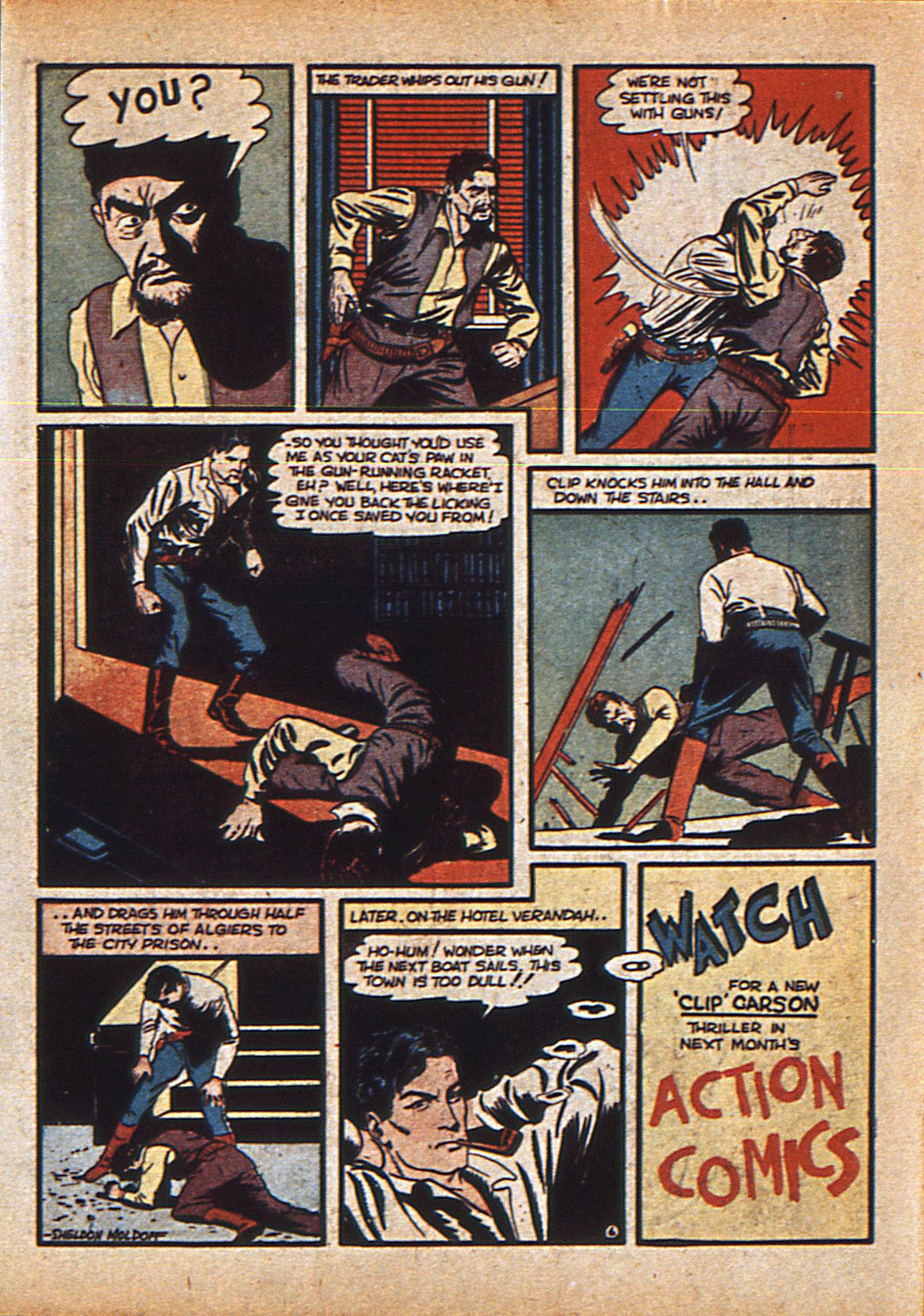 Action Comics (1938) 21 Page 33