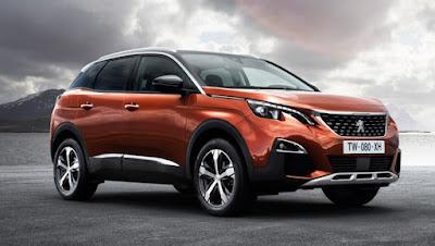 Salone di Parigi 2016: nuova Peugeot 3008 design rinnovato