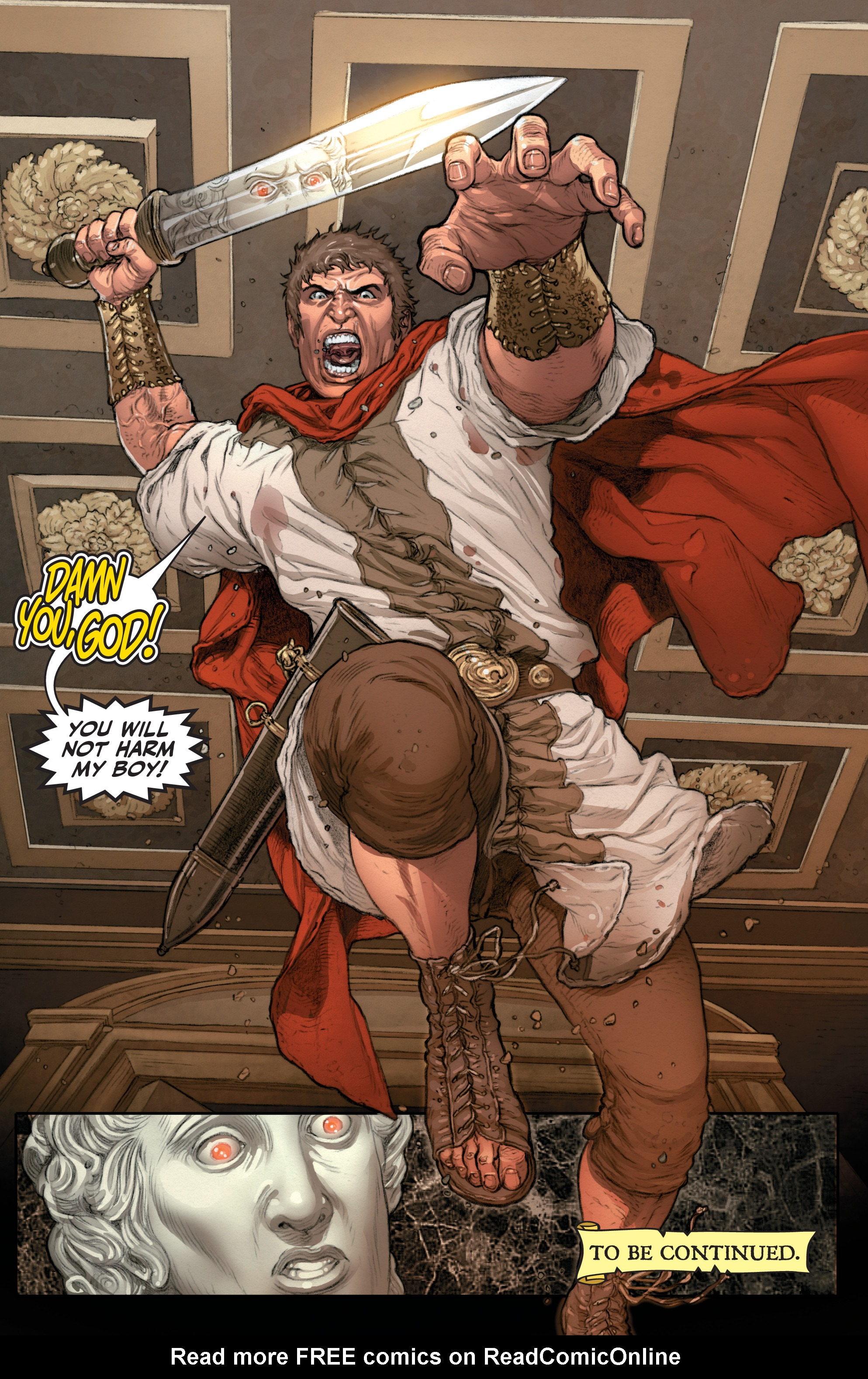Read online Britannia: We Who Are About To Die comic -  Issue #3 - 27