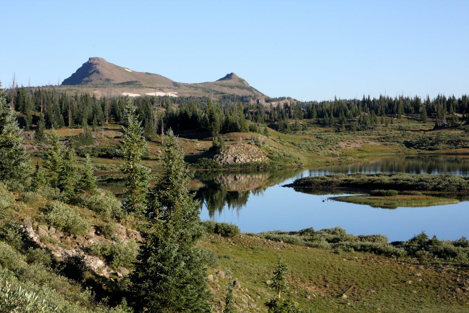 Twin Lakes – Bob's World Travels