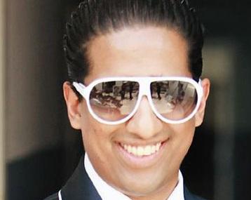 Photo of Arindam Chaudhuri of IIPM Fraud Scam Kingpin Accused