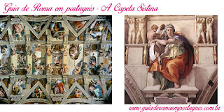 Grafica Capela Sistina - A (primeira) Pietà do Michelangelo