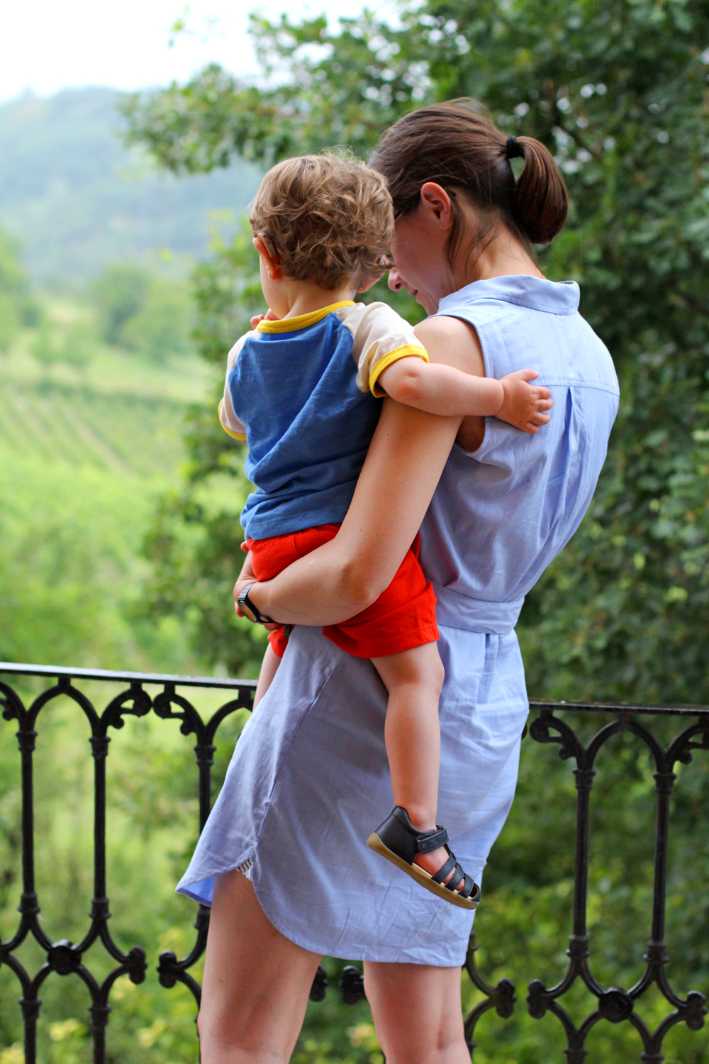Family villa holiday in Piemonte, Italy - travel & style blog