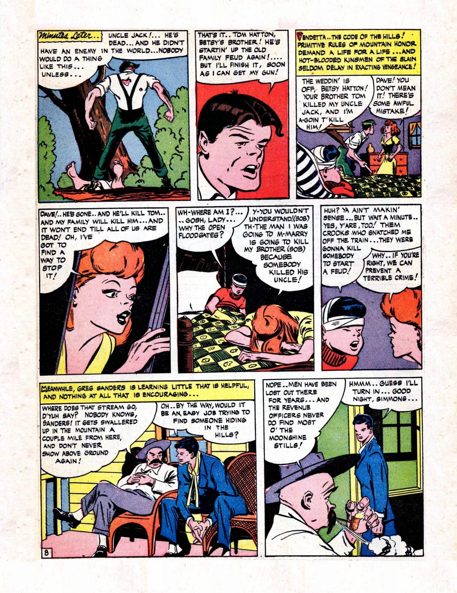Read online Action Comics (1938) comic -  Issue #57 - 26