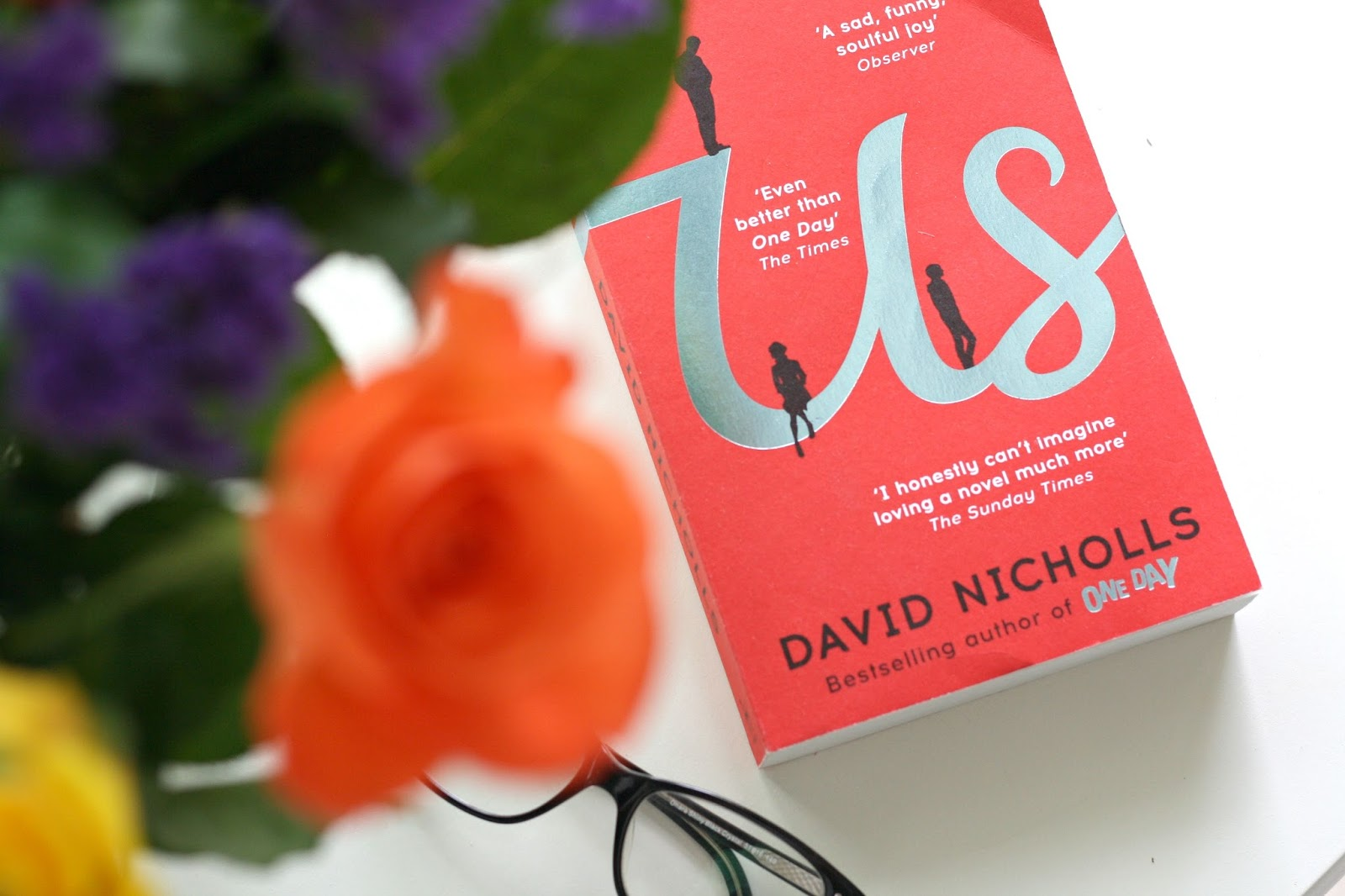 Us David Nicholls Book