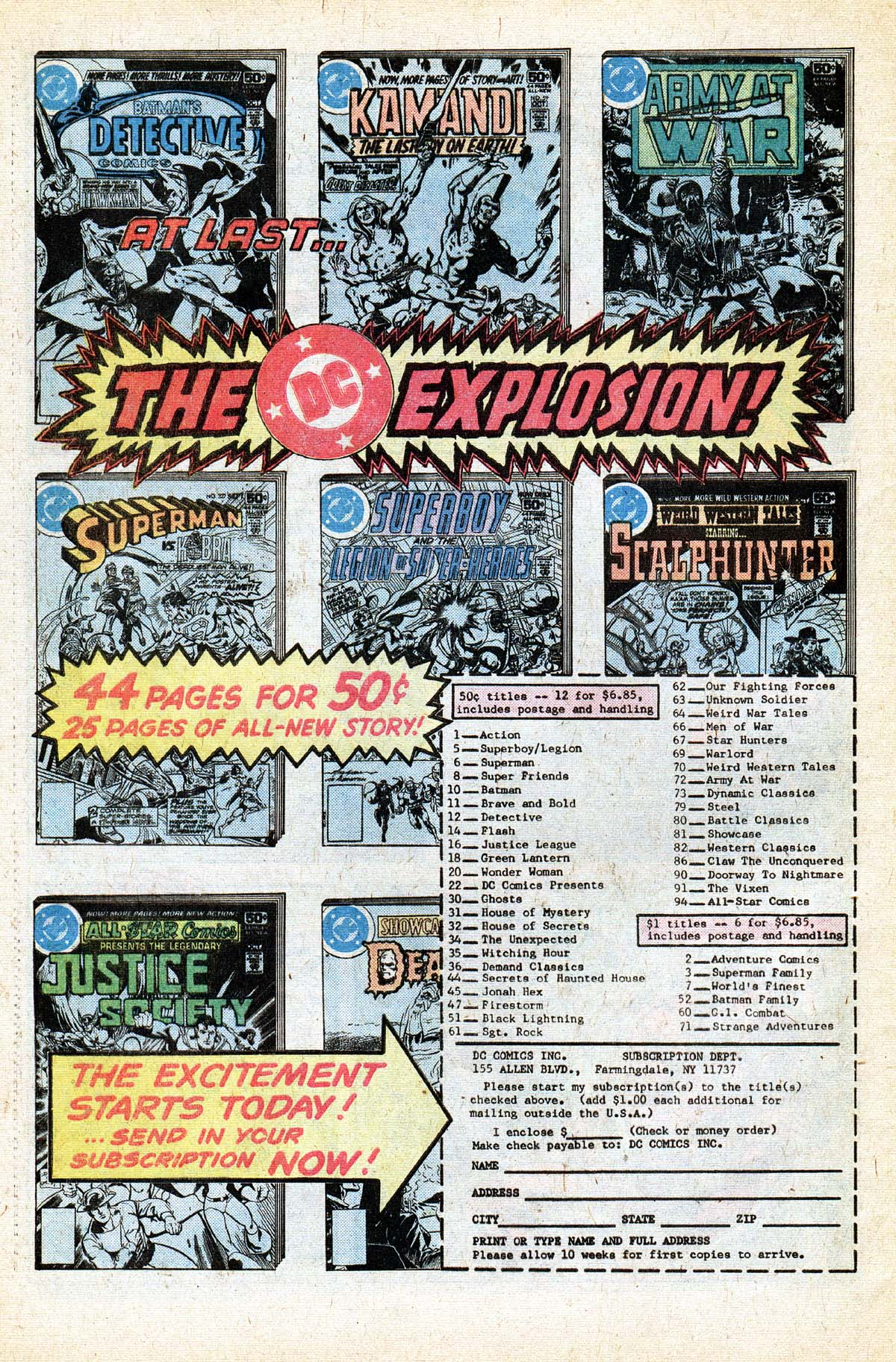 Read online Showcase comic -  Issue #104 - 37
