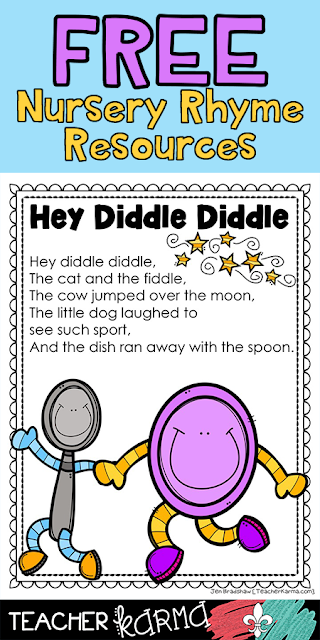 free nursery rhyme resources teacherkarma.com