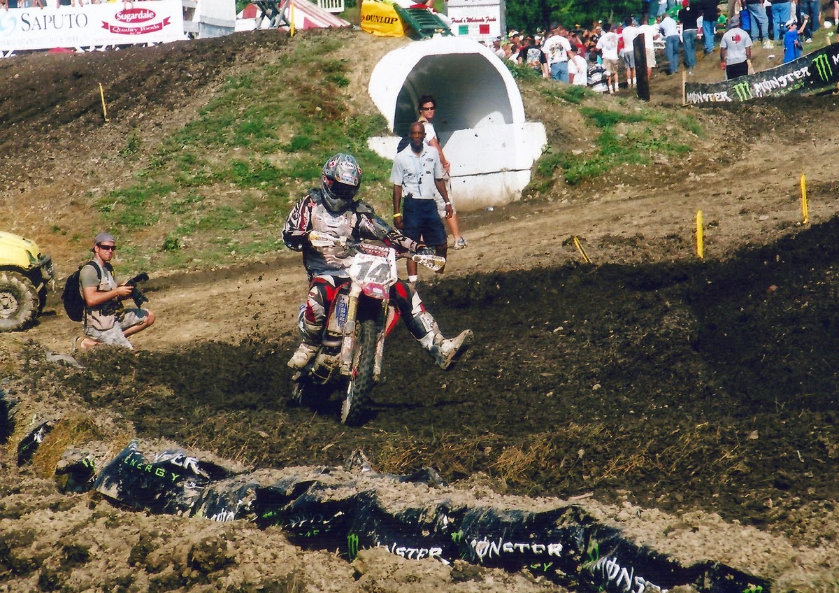 Kevin Windham - Broome Tioga 2006