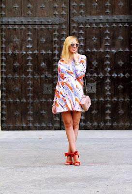 vestidos de moda para señoras