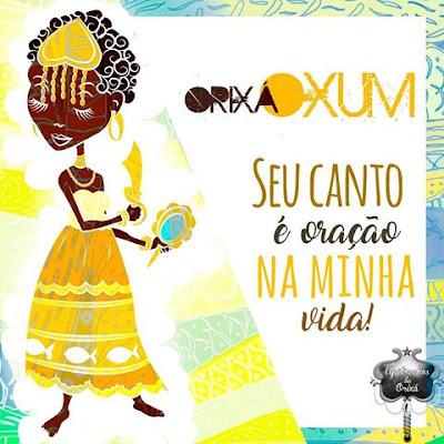 Batuque do Rio Grande Sul Orixás Oxum Religião Afro  - Parabéns aos filhos de Oxum