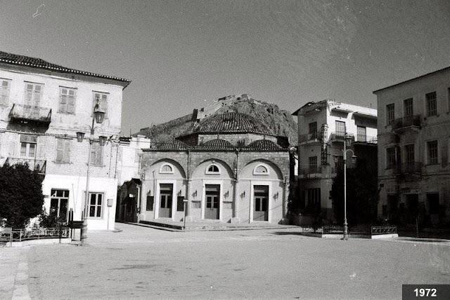 1832: Όταν ο Νικηταράς ζητούσε από τον Παπαφλέσα το Τριανόν να γίνει θέατρο