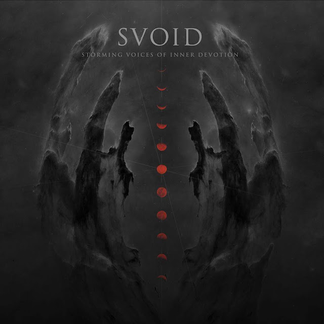 Detail from Svoid New Album, Storming Voices of Inner Devotion, Detail from Svoid New Album Storming Voices of Inner Devotion